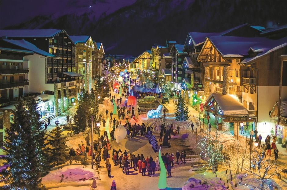 Corporate ski holidays in Val d'Isere