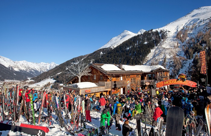best ski resorts for new year's eve