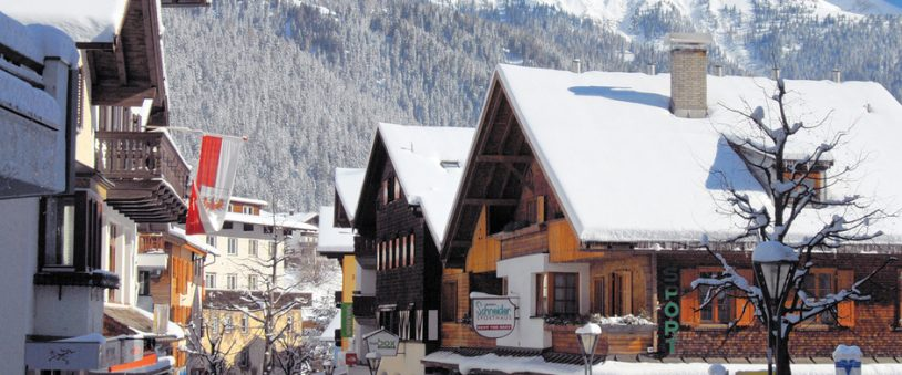 St. Anton resort