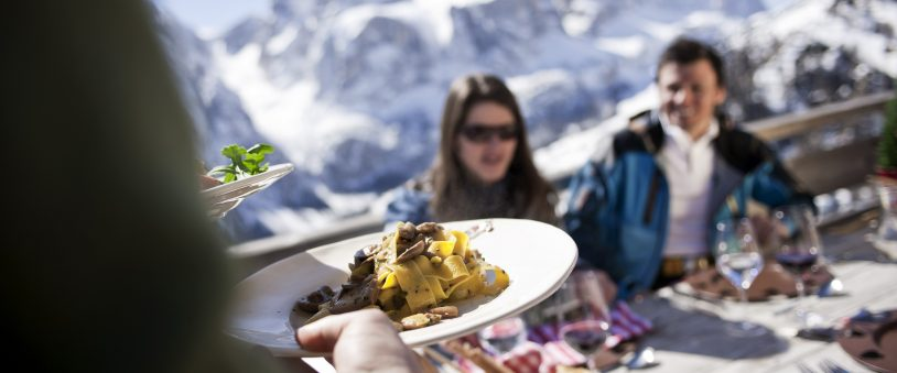 Top 5 mountain restaurants