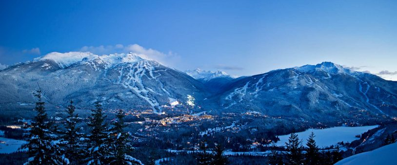 Where to ski at Christmas