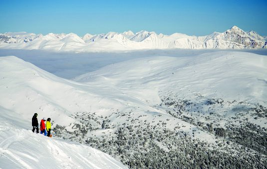 Bucket list ski resorts