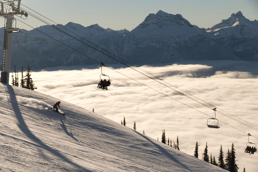Off the beaten piste blog - Revelstoke, Canada