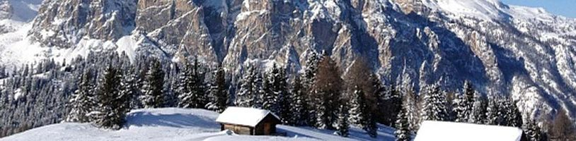 Ski weekend in Corvara