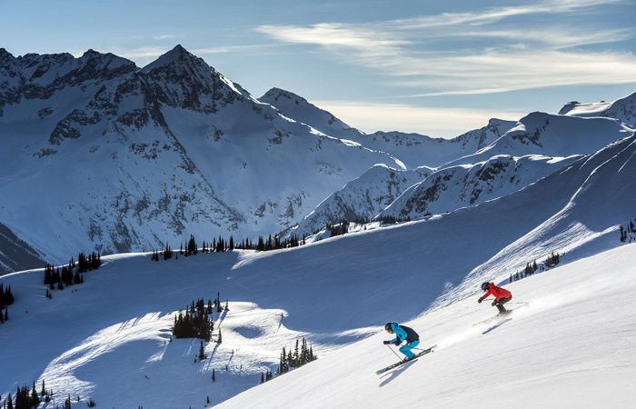 Best Ski Resorts for Advanced Skiers