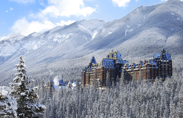 Fairmont Springs Banff