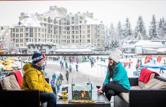 Whistler - one of the best ski resorts for foodies