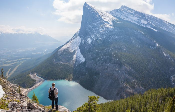 Canadian Rockies Walking Tour New