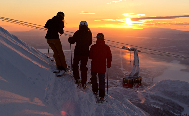 trysil view