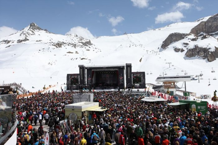 Best ski resorts for late season - Ischgl