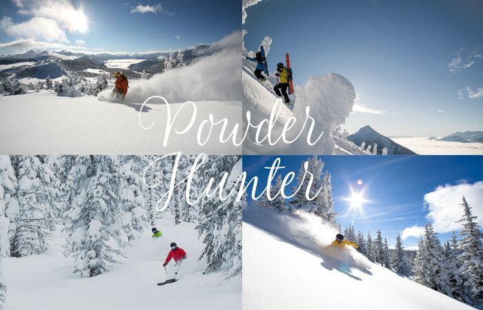 Powder-Hunter