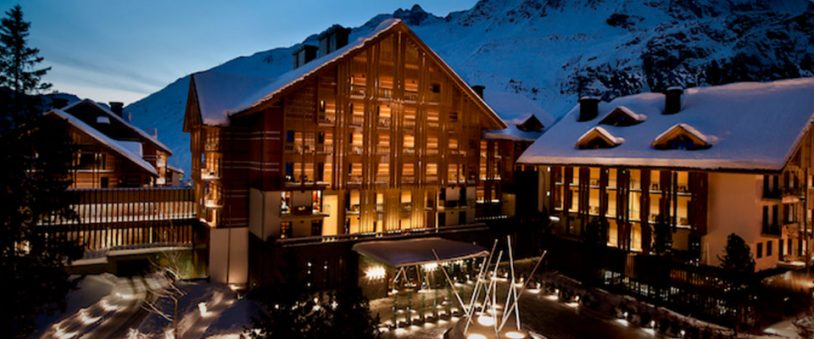Spectacular Mountain Hotels