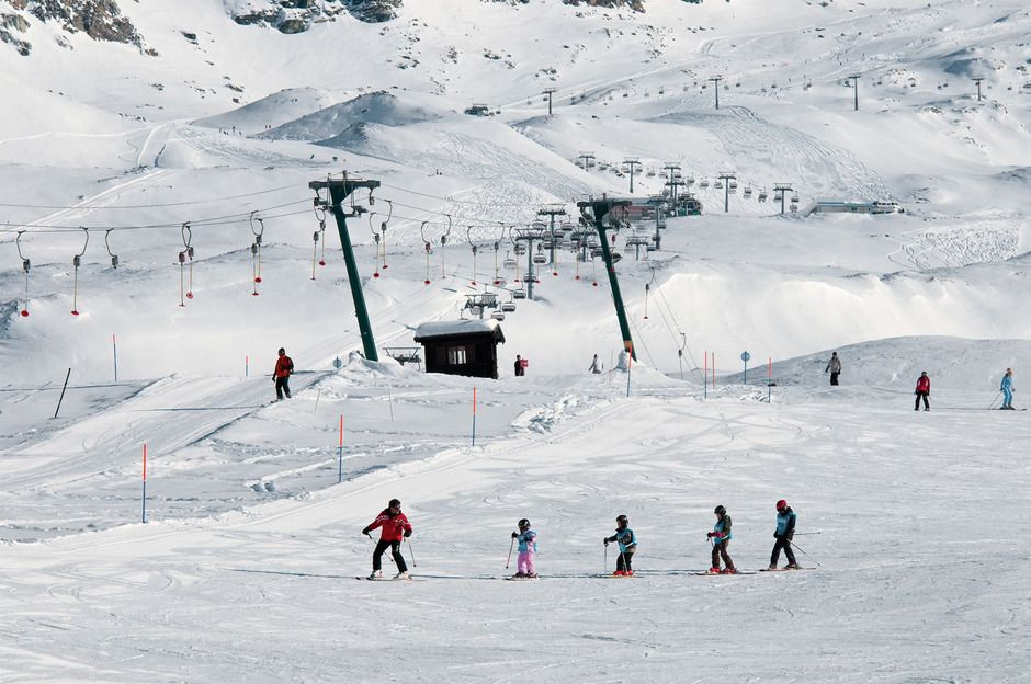 best ski resorts for beginners