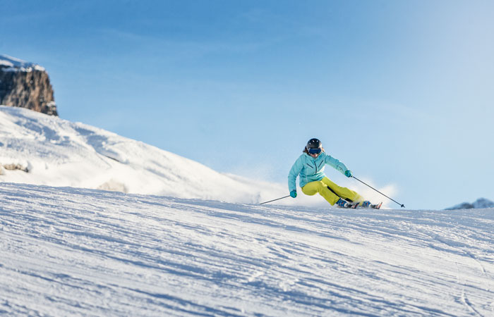 Making the most of the best skiing in Trentino