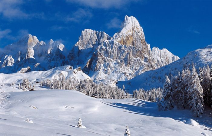 Best ski resorts in Italy - Cortina