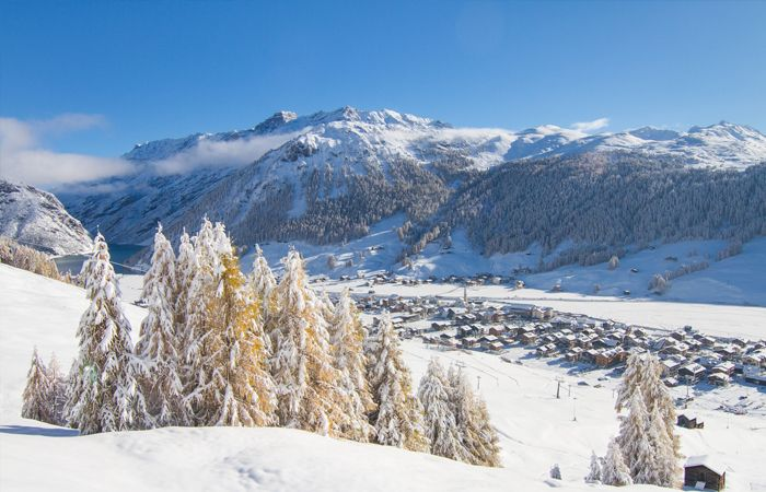 Best place to ski in Italy - Livigno