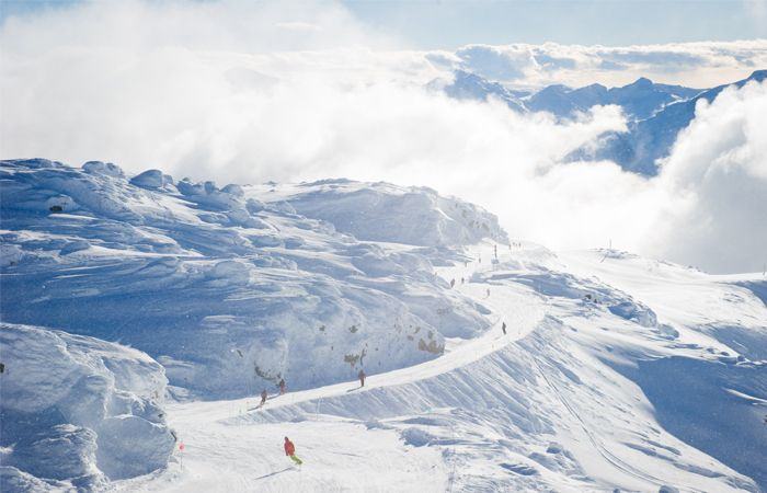 Best places to ski in Canada - Whistler