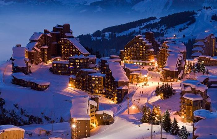 Best places to go skiing in December