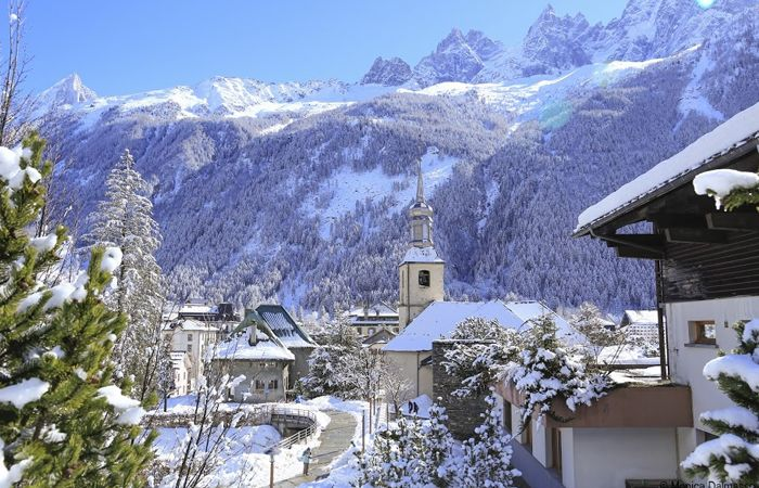 Chamonix -  One of the Biggest Ski Areas in France