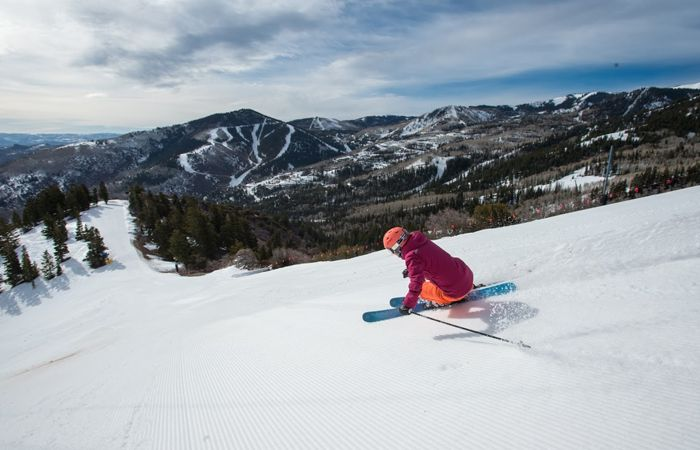 Biggest ski resort in North America
