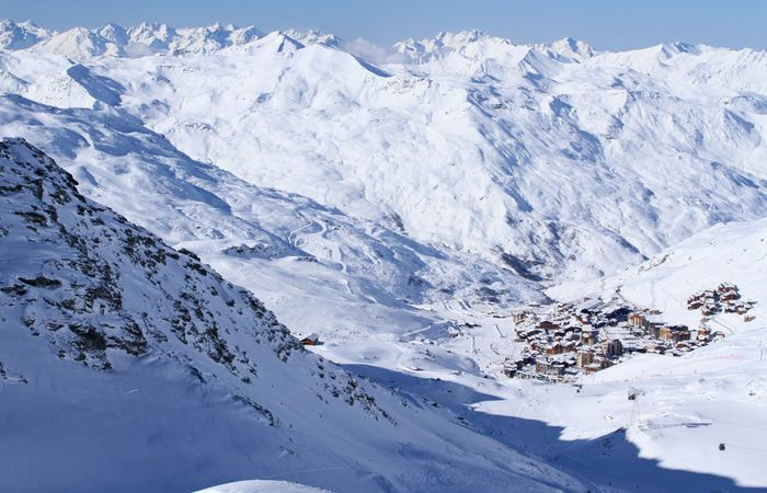 Best Ski Areas in France
