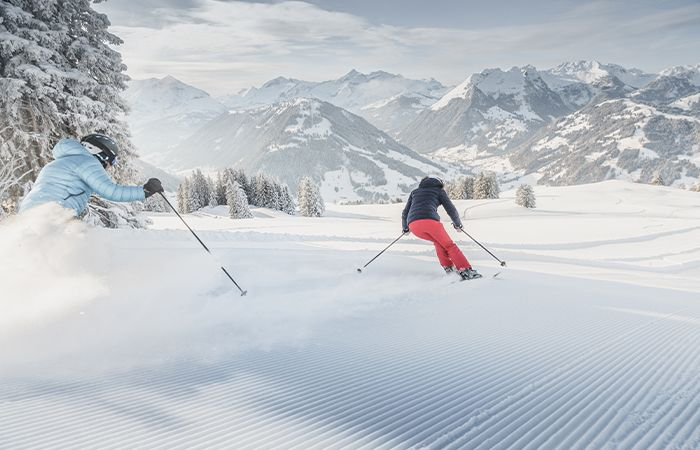 Most expensive ski resorts in the world - Gstaad