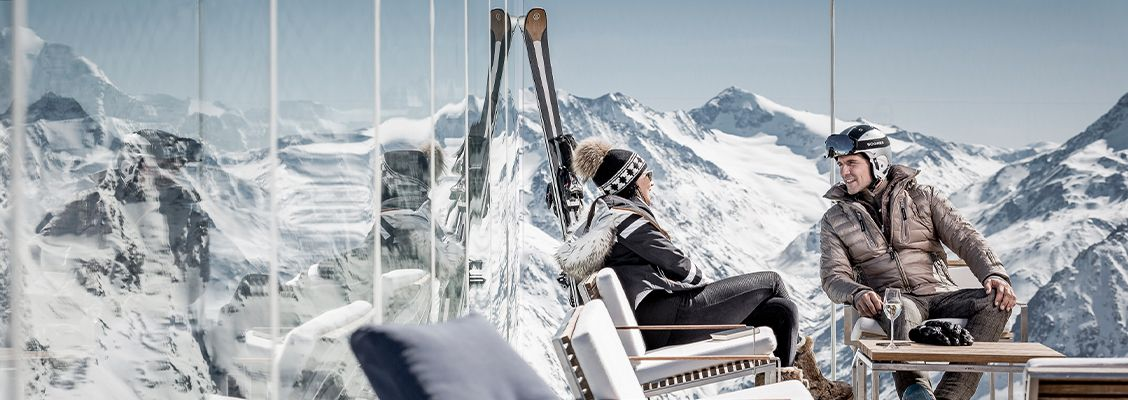 Most exclusive ski holidays