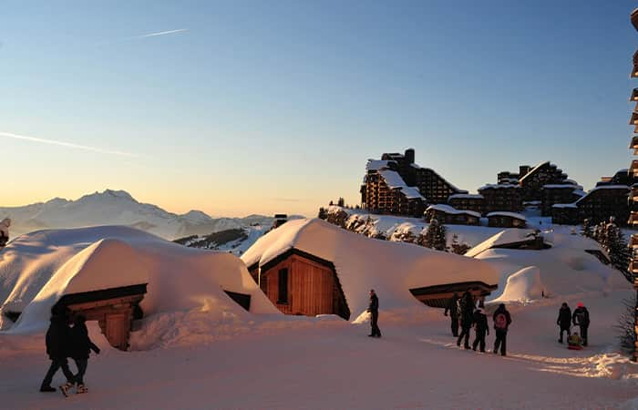 Best ski-in ski-out resorts for families