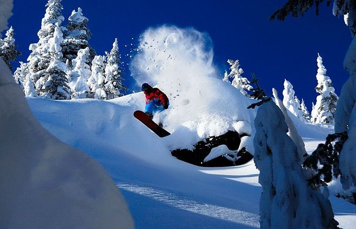 Red Mountain Snowboarding