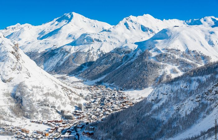 Best countries for skiing in Europe